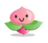 Peach plum